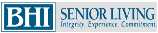 BHI Senior Living Careers